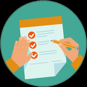 dissertation checklist