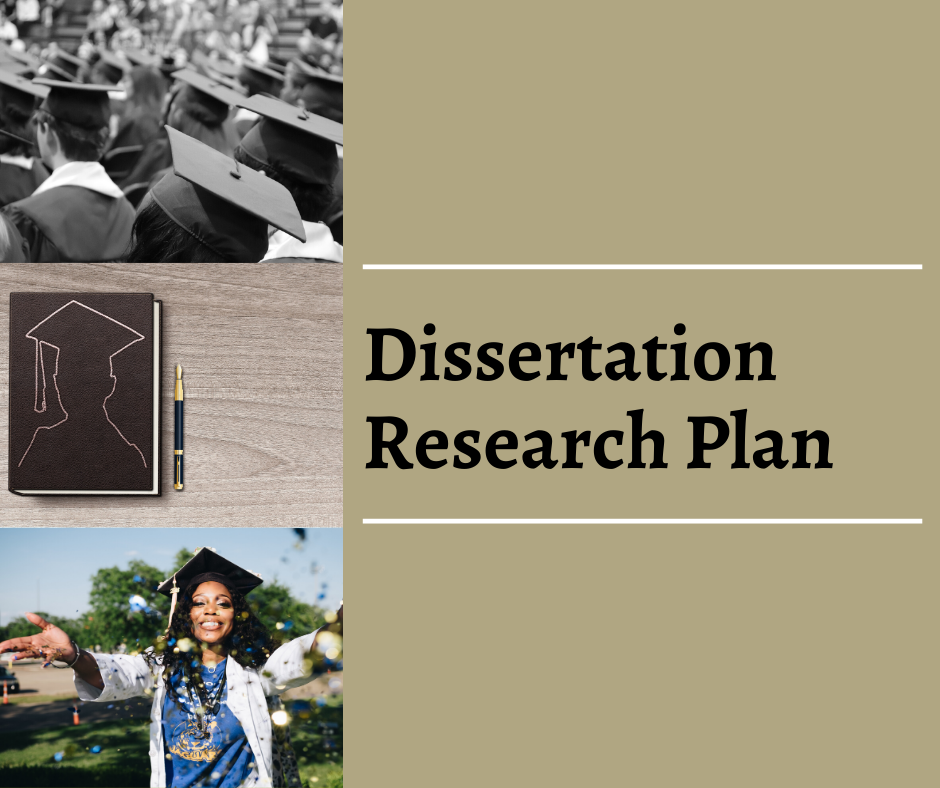 Dissertation Research Plan