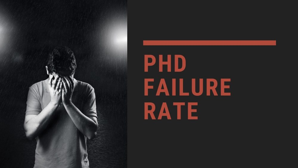 PhD Failure Rate – Tips To Avoid It
