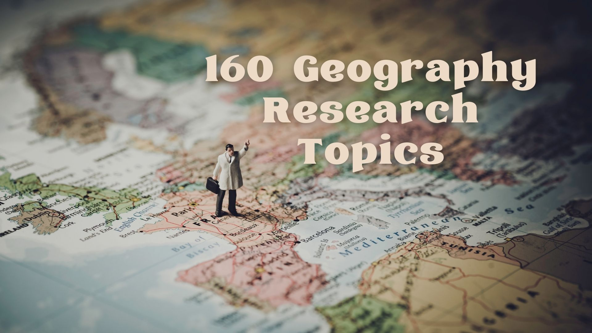 geography research topics